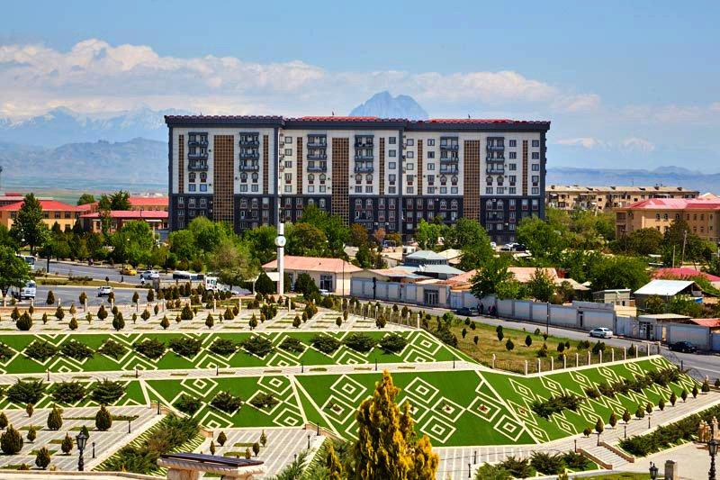 Müasir Naxçıvan