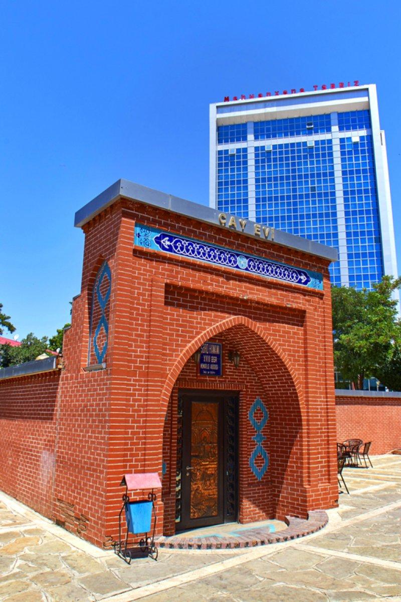 Oriental Bath House (Hamam)